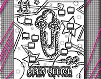 Poster: RISD GD Senior Open Studios