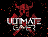 """Ultimate Gamer"" Logo Design"