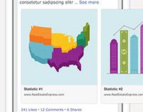 Real Estate Express - Social Media Ads