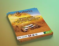 Galleria KCB safari rally Scrutineering Location