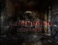 SimplyCreepyPastas YouTube Banner