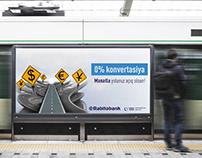 Rabita Bank - Billboard design Conversion fee-0%