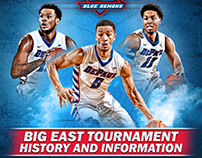 BIGEAST Tournament Guide Cover (Men's and Women's)