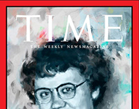 Cover art for TIME Magazine