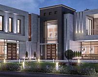 EXTERIOR VILLA UAE