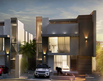 AD Villas Architecture Design |Riyadh KSA