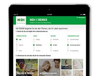HDI Remix