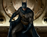 BATMAN (PEPSICARDS)