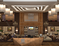 Arbia Group 2015 Cityscape OPtion 2 Like Lobby Hotel