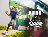 PUMA x KIDDO | Arttoy Culture Seoul 2015