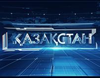 Kazakhstan tv channel redesign
