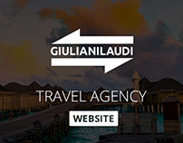 Giuliani Laudi - Travel agency website