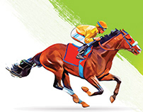 Sports illustration services