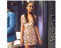 Lisa Haydon for INTM