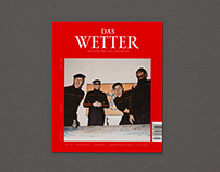 »Das Wetter« Magazine for Music and Literatur Issue 6