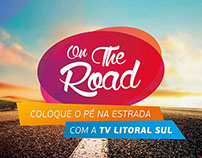 TV Litoral Sul - On The Road
