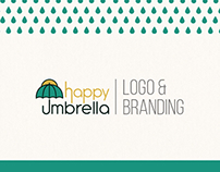 Happy Umbrella - Logo & Brand Identity