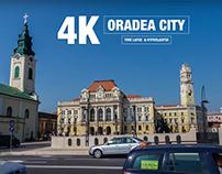 Oradea City 4K  - Timelapse & Hyperlapse