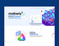 Wordpress Website Design: Media PTY
