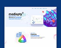 Wordpress Website Design: Media PTY