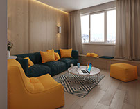 Apartment in Kiev / part 1