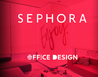 SEPHORA Turkey Office Design