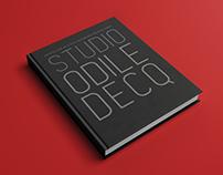 Monograph Odile Decq