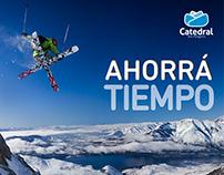 Cerro Catedral - Campaña 360
