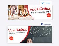 Social Media Banner MaPreuve