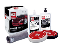 AutoGlym Professional Range Packaging