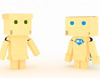 ID-L Cardboard Hero