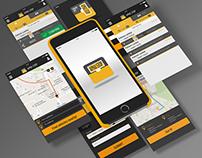 Apna Stop - Mobile App, 2014