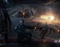 [星际法律概念游戏]电商合成海报学员作品