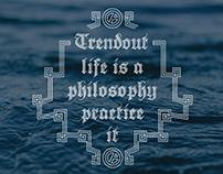 Trendout™ Enjoy Life