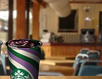 Package developed to Starbucks
