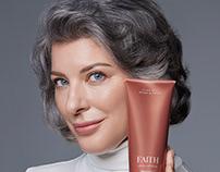 skin care cosmetics campaign