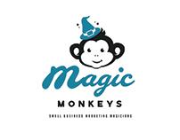 Magic Monkeys Marketing Logo