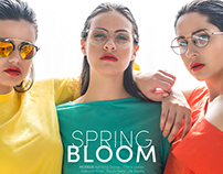 SPRING BLOOM @ FIRST MODELS