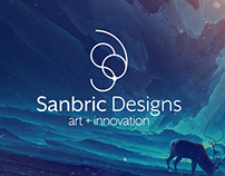 Sanbric Designs Brand Design