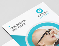 Adriel Eye Health - Branding