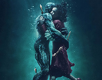 • The Shape of Water - Movie poster edit •