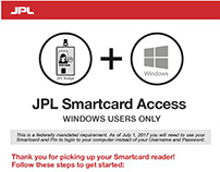 NASA JPL Smartcard Infographic