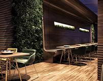 the Garden -lounge-