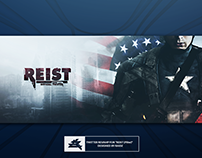 "Twitter header for ""Reist"""