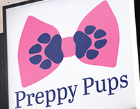 Preppy Pups Rebranding