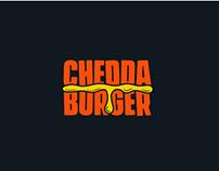 Chedda Burger Rebrand Case Study