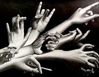 8 Hands