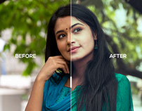 Urban Photoshop Effects - Free preset
