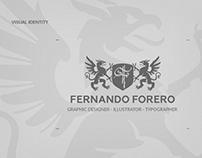 FERNANDO FORERO | VISUAL IDENTITY