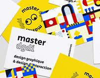 Identité Master DGDI Valenciennes